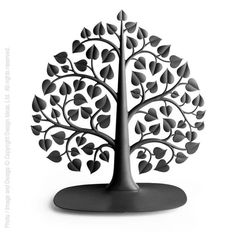 From jewelry to watches to knick knacks, rest assured BODHI will keep your items protected under its leafy shade.#jewelrytree #organize #decorate