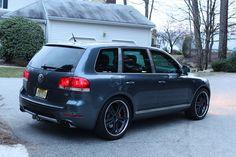 touareg 22 inch wheels - Google Search