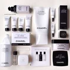 Chanel for ever Beauty Care, Beauty Skin, Beauty Makeup, Makeup Kit, Skin Makeup, Perfume, Chanel Hydra Beauty, Chanel Makeup, Chanel Chanel
