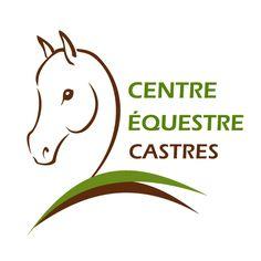 Logotype Centre Equestre Castres