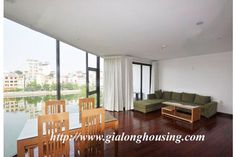 Find apartment rentals in Tay Ho Hanoi, penthouses or luxury apartments for rent in West Lake area Tay Ho Hanoi. Furnished apartments with lake view, balcony, terrace and pool