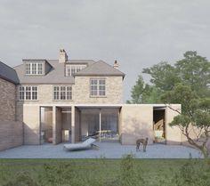 Architecture for London: Canonbury house extension architectureforlondon.com