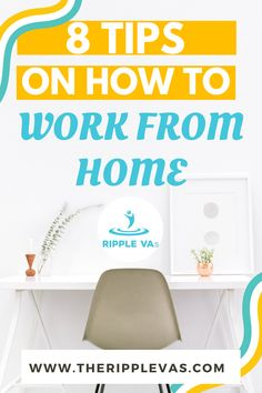 These are tips on how to spice up your work at home. Following these can increase your productivity and make work exciting. If you are a company part-timer or a full-time employee, this comprehensive guide is for you. Click here to learn more on how to work from home effectively and manage your time wisely while working. Business Planner, Business Tips, Online Business, Money From Home, Make Money Online, How To Make Money, Social Media Quotes, Social Media Tips, Work Playlist