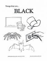 Free coloring pages for learning 8 colors. Includes a coloring book cover!