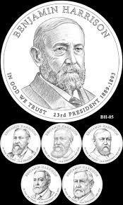25 best littleton coin outlet sale page images coins outlets Morgan Silver Dollars Value Guide 23rd us president benjamin harrison