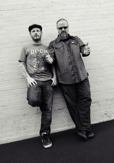 Corey Taylor. Shawn Crahan. The 2 best of slipknot :p