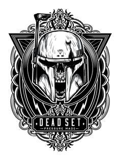 Skull Fett - Paolo Geronimo
