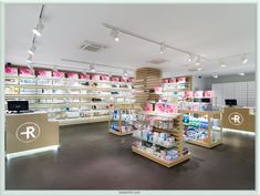 Diseño interior 2 Farmacia Rosario, Madrid