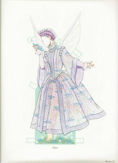 Paper Dolls~A Midsummer's Night Dream - Bonnie Jones - Picasa Web Albums