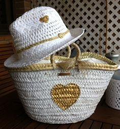 Capazos verano - Larrode artesanía
