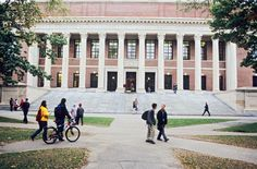 Harvard University Is Considering Making Tuition Free for All Its Students
