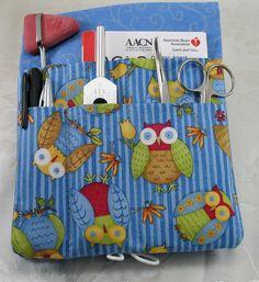 Medical  Lab Coat Pocket  Organizer  Made to order  Pick by BABCIM, $19.95
