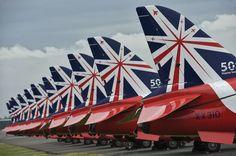 https://flic.kr/p/nWR2eF   _DSC2952-RAF Waddington Air Show 2014-BAE Hawk-RAF Red Arrows.