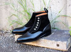 J FitzPatrick's ready-to-wear boots stand out from the crowd