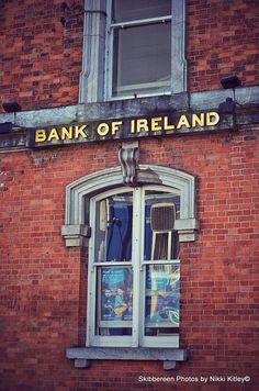 Bank of Ireland Skibbereen Pictures For Sale, Erin Go Bragh, West Cork, Ireland Homes, Irish Roots, Ireland Travel, Vacations, Mothers, Cities