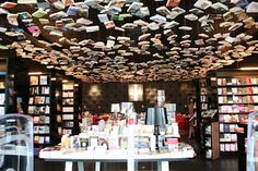 Cook & Book in Woluwe-Saint-Lambert, Brussels. Awesome bookstore that specializes in all my favorite types of books - English lit., children's, cooking, lifestyle, and a few more.  KJC