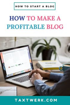 How To Make a Profitable Blog – Learn How to Start a Blog People have told you that you can make money from blogging. The first thing is to produce a plan on how to make a profitable blog.
