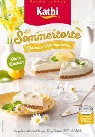 Kathi Rainer Thiele Gmbh Backzutaten Sommer Torte Rezepte