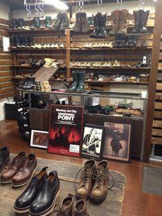 【東京都】The boots shop(東京都)東京都台東区花川戸2-11-6