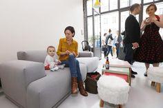 Découvrez les images de l'inauguration de CoworkCrèche! - Le blog de CoworkCrèche | Espace de travail partagé pour parents