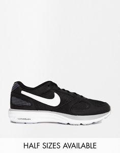 Nike | Nike Lunarspeed Mariah Black Trainers at ASOS