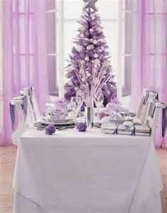 Christmas -- Lavender & Purple