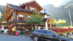 Restaurant Kaiserstock, Riemenstalden