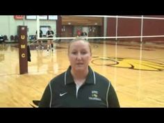 3 Drill - Out of system drill - AVCA Video Tip of the Week - November 2012 Volleyball Skills, Volleyball Practice, Volleyball Ideas, Volleyball Training, Coaching Volleyball, Coach K, Work Outs, Drill, Athlete