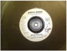 At £4.20  http://www.ebay.co.uk/itm/Simple-Minds-Belfast-Child-Edit-Virgin-Records-7-Single-SMXDJ-3-1989-/261091331815