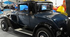 1929 Chrysler Model 65 Coupe.  Photography by David E. Nelson