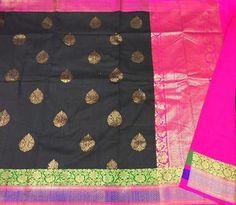 Pure Handloom Banaras Dupion Silk Sarees Kuppadam Pattu Sarees, Dupion Silk Saree, Kalamkari Saree, Organza Saree, Silk Organza, Fancy Sarees, Sarees Online, Pure Products, Quilts