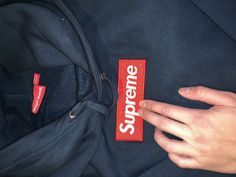 b7402d15 Supreme M Box Logo Grey Hoodie new with out tags. I can not guarantee  authenticity as this was purchased from a reseller.