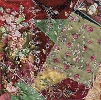 crazy quilt: idea -- garden patches