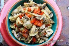 Рецепты консервации соленья лечо салаты