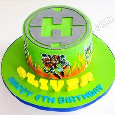 hero factory cake - Google Search