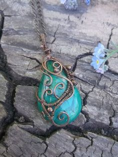 Copper Pendants