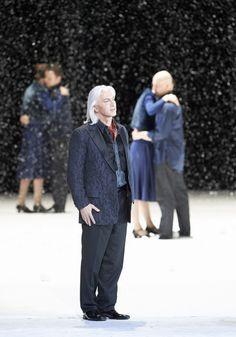 Dmitri Hvorostovsky.  Eugene Onegin (Wiener Staatsoper, 2013, Photo: Michael Pöhn)