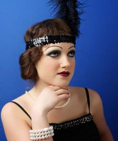 1920s makeup - Google Search