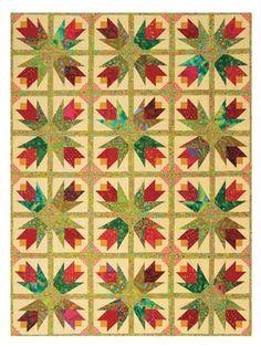 Annie's - Tulip Tango Quilt Pattern