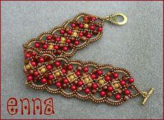 Ellad2 designed this bracelet, made by Enna.