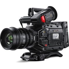 Blackmagic Camera Update 4.4 Enables Bluetooth Control for URSA Mini Pro 4.6K