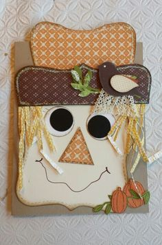 Happy Thanksgiving - Stampin Up Top note