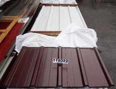 DEAL! Paket des Tages: O-METALL Trapezprofil Dach Polyester Paket 118022 Trapezblech 25.268/4 Dach mit GRATIS Schutzplatte in einer anderen Farbe Netto-Preis: 858,15 €* Inkl. 19% MwSt.: 1.021,20 €* * Ab Lager  http://www.trapezblech-preis.de/Content/DetailsPaket.aspx?PAKET=118022&SPR=1  Mehr: www.o-metall.com