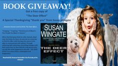 """""""I'm totally hooked!"""" ~Marilyn J. """"I'm enjoying this story much the way I enjoyed Mitch Albom's 'Five People You Meet in Heaven.'"""" ~Juliet L. """"Up to chapter 17 of The Deer Effect you got me total..."""