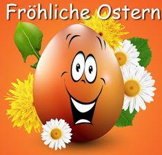 Osterbilder: Frohe Ostern - Neue Ostergrußbilder