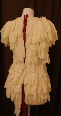 Latex Glove Dress Mamurasan