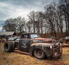 pictures of rat rod trucks #Ratrodtrucks