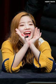 Twice-Dahyun so cute