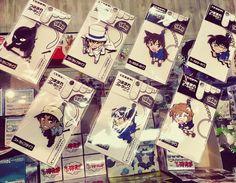 Straps y llaveros de Conan ya están disponibles en #Zaitama  Encuentra ésta y muchas otras series en nuestra tienda. Cuéntanos qué series o personajes deseas ver en forma de strap!