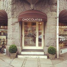Peter Beier Chocolate. Yum!